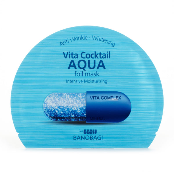 Vita Cocktail Aqua Foil Mask