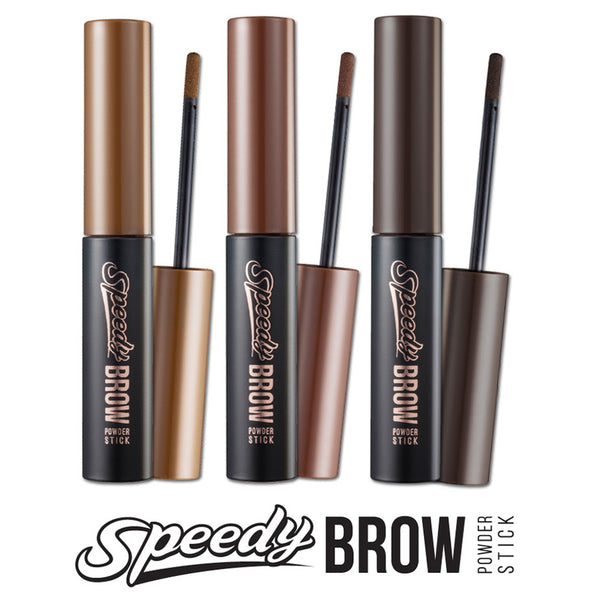Speedy Brow Powder Stick 'Choco Brown'
