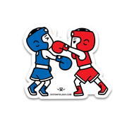 Boxing - Punch! Sticker