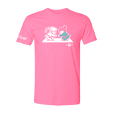 BJJ - Girls Fist Bump T-Shirt