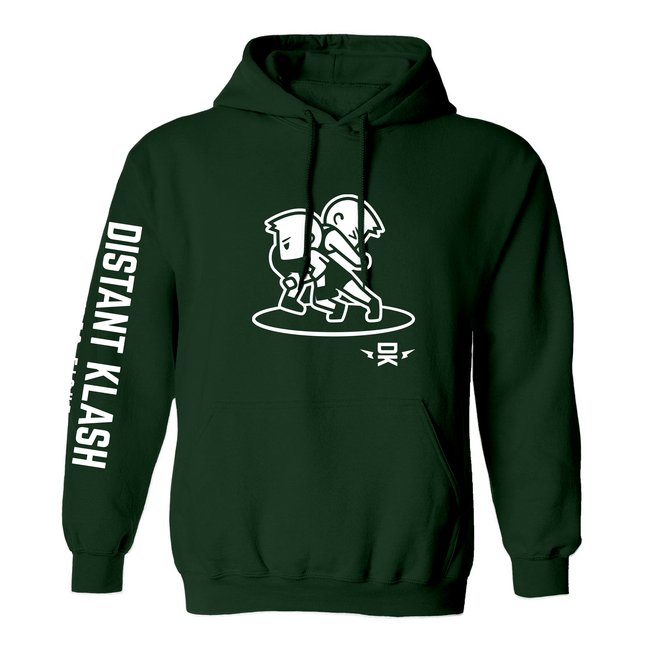 Wrestling - Double Takedown Hoodie