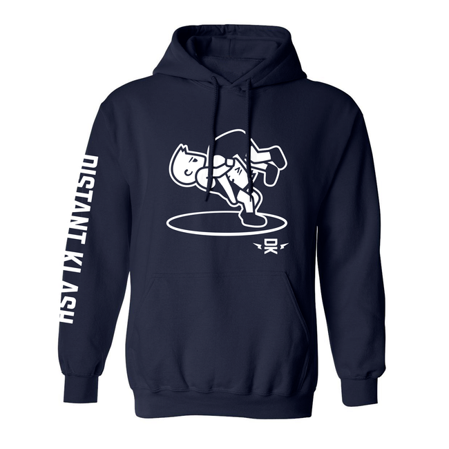 Wrestling - Headlock Throw Hoodie