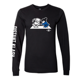 BJJ Girl Fistbump Long-Sleeve Shirt