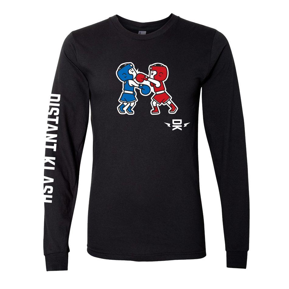 Boxing - Boys Punch Long-Sleeve Shirt
