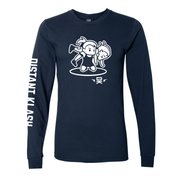 Wrestling - Girls Fireman Long-Sleeve Shirt