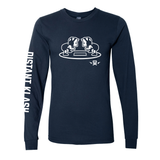 Wrestling - Boys Stance Long-Sleeve Shirt