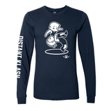 Wrestling - Girl Suplex Long-Sleeve Shirt