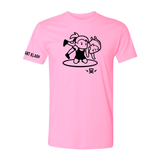 Wrestling - Girls Fireman T-Shirt