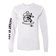 Wrestling - Head and Arm Throw Long-Sleeve Shirt