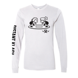 Wrestling - Girls Stance Long-Sleeve Shirt