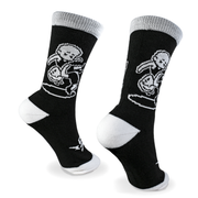 Wrestling - Girl Suplex Socks - Crew Fit