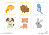 Play & Learn Kit - PET RESCUE