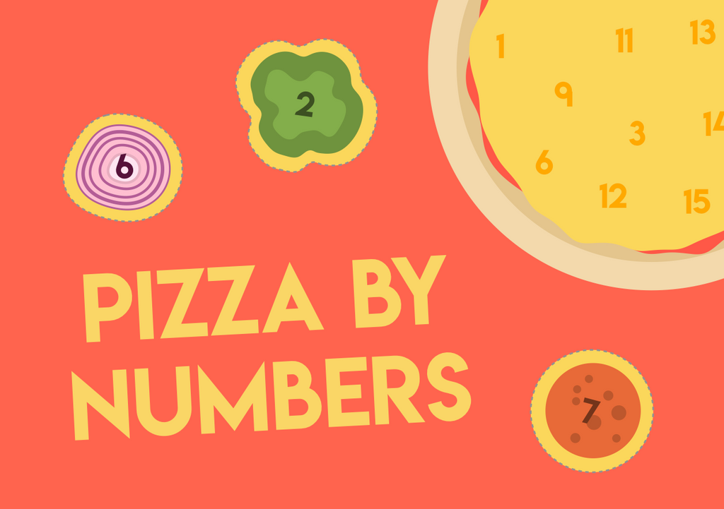 pizza number match