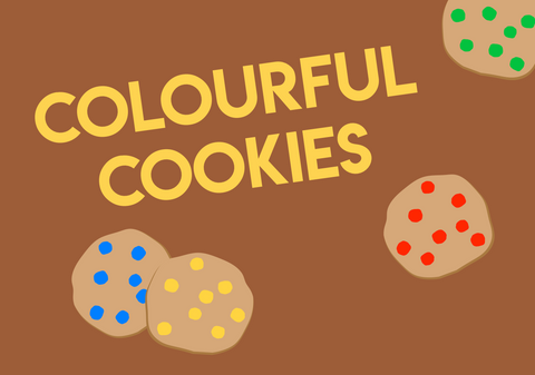 cookies biscuit colour match sorting