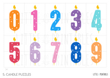 Personalised Birthday Activity Kit (pre-order)