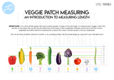 Veggie Patch Measuring