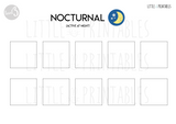 Nocturnal/Diurnal Animal Sort