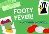 Football Fever Activity Pack
