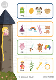 Play & Learn Kit - FAIRYTALE THEATRE