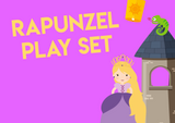 Rapunzel Play Set