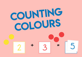 Counting Colours Addition