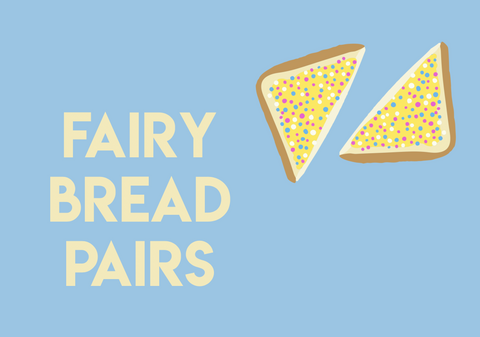 Fairy Bread Pairs