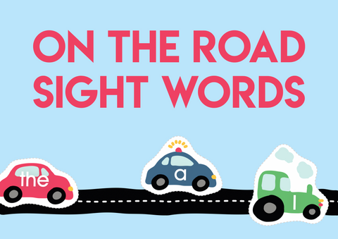 On The Road Sight Words