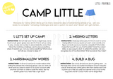 Play & Learn Kit - CAMP LITTLE