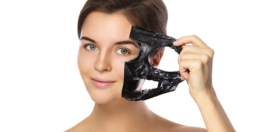 ACTIVATED CHARCOAL THE BLACK INGREDIENT FOR FAIREST RESULTS