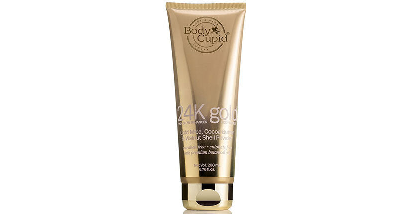 Body Cupid 24K Gold Body Scrub (glow and radiance booster)