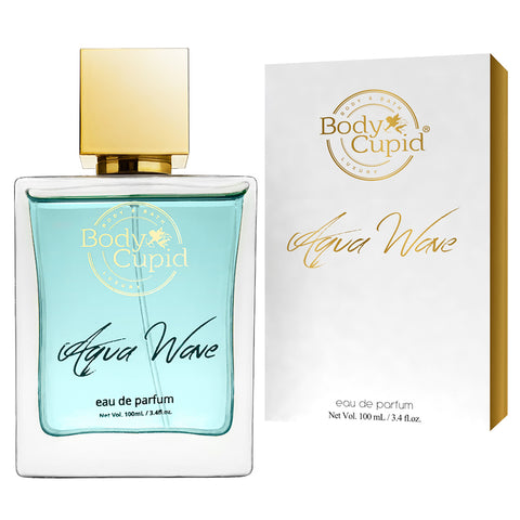 Image of Body Cupid Aqua Wave Perfume - Unisex - 100mL - Body Cupid - Bath & Body Luxury