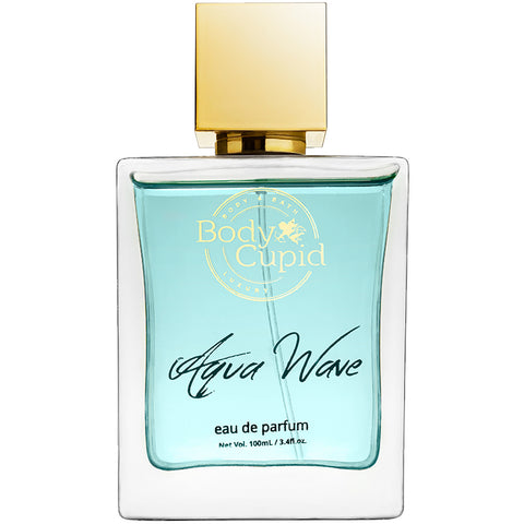Body Cupid Aqua Wave Perfume - Unisex - 100mL - Body Cupid - Bath & Body Luxury