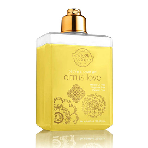 Body Cupid Citrus Love Shower Gel - 250 mL - Body Cupid - Bath & Body Luxury