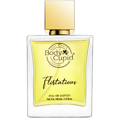 Body Cupid Flirtatious Perfume - 100mL - Body Cupid - Bath & Body Luxury