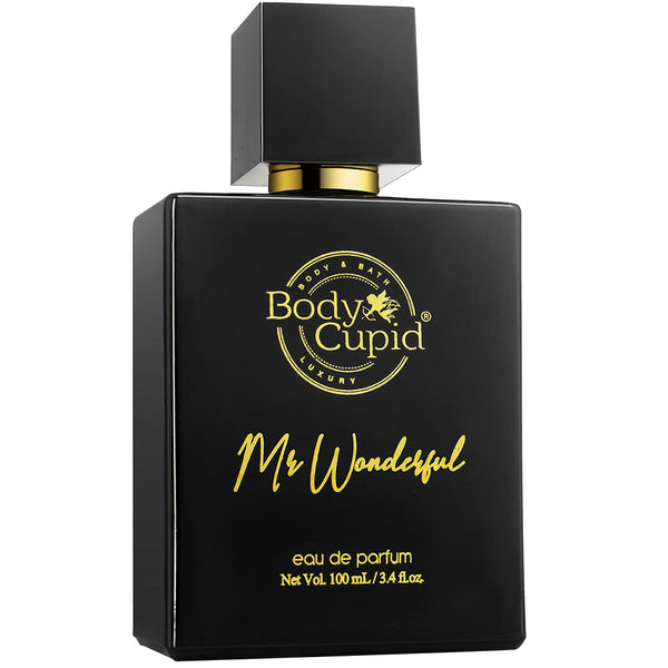 Body Cupid Mr Wonderful Perfume - 100mL - Body Cupid - Bath & Body Luxury