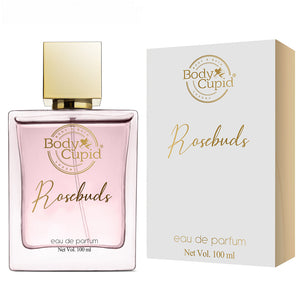 Body Cupid Rosebuds Perfume - 100 ml - Body Cupid - Bath & Body Luxury