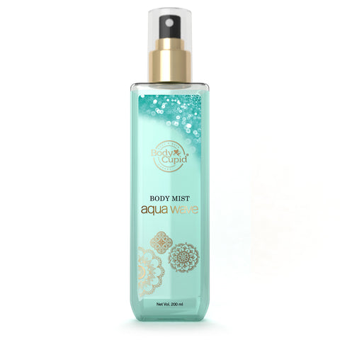 Body Cupid Aqua Wave Body Mist - 200 mL - Body Cupid - Bath & Body Luxury