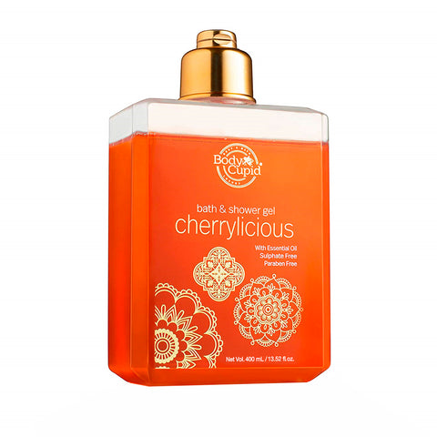 Image of Body Cupid Cherrylicious Shower Gel - 250mL - Body Cupid - Bath & Body Luxury