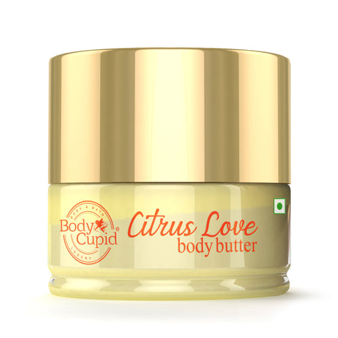 Body Cupid Citrus Love Body Butter - 200 mL - Body Cupid - Bath & Body Luxury