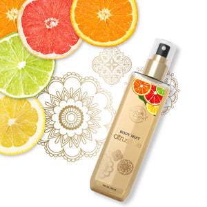 Body Cupid Citrus Love Body Mist - Body Cupid - Bath & Body Luxury