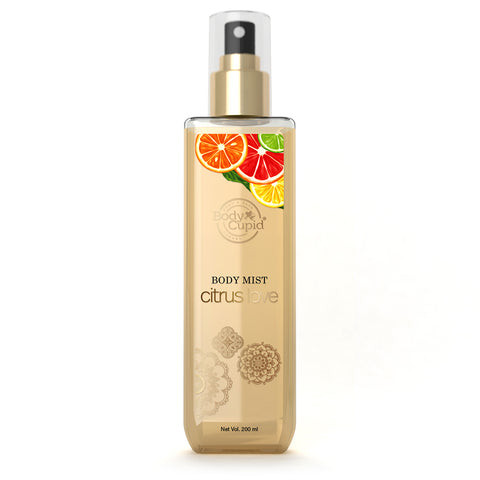 Body Cupid Citrus Love Body Mist - 200 mL - Body Cupid - Bath & Body Luxury