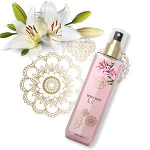 Body Cupid Lily body Mist - Body Cupid - Bath & Body Luxury