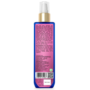 Body Cupid Red Onion and Fenugreek Seed Extract Hair Oil - 200 mL - Body Cupid - Bath & Body Luxury