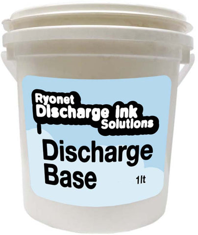 Discharge Base Water Base Ink 1 Ltr