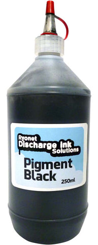 Water Based Pigment Black Ink 250ml