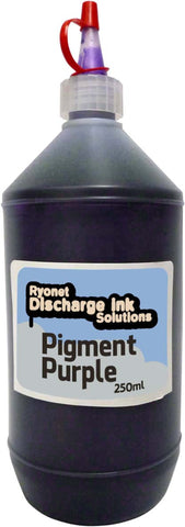 Water Based Pigment Purple Ink 250ml