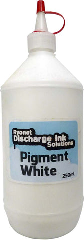 Water Based Pigment White Ink 250ml