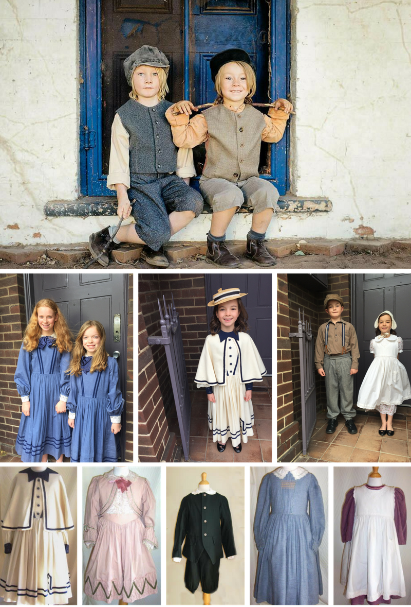 Jane Hyland Costumes | Childrenswear