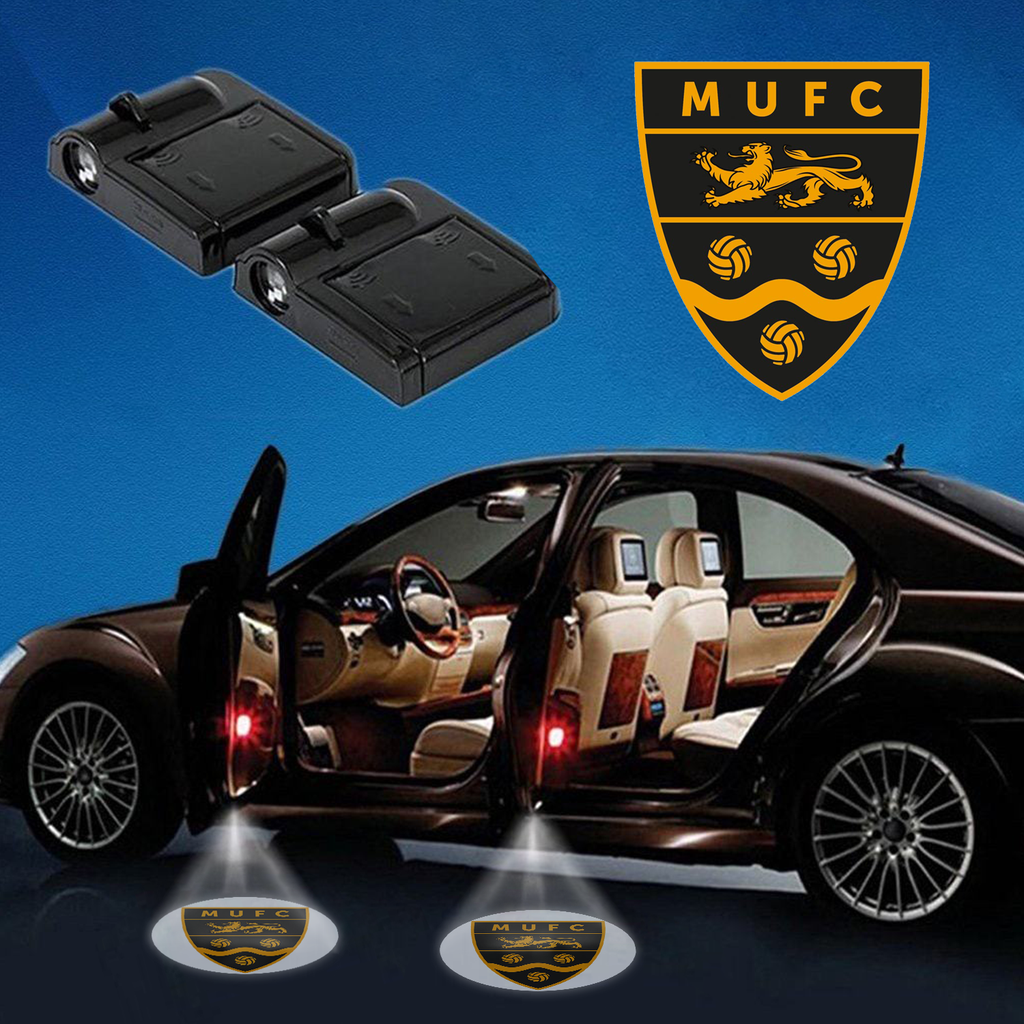 Carfbeng2 - 19 -Maidstone United FC Wireless Car Door Projector