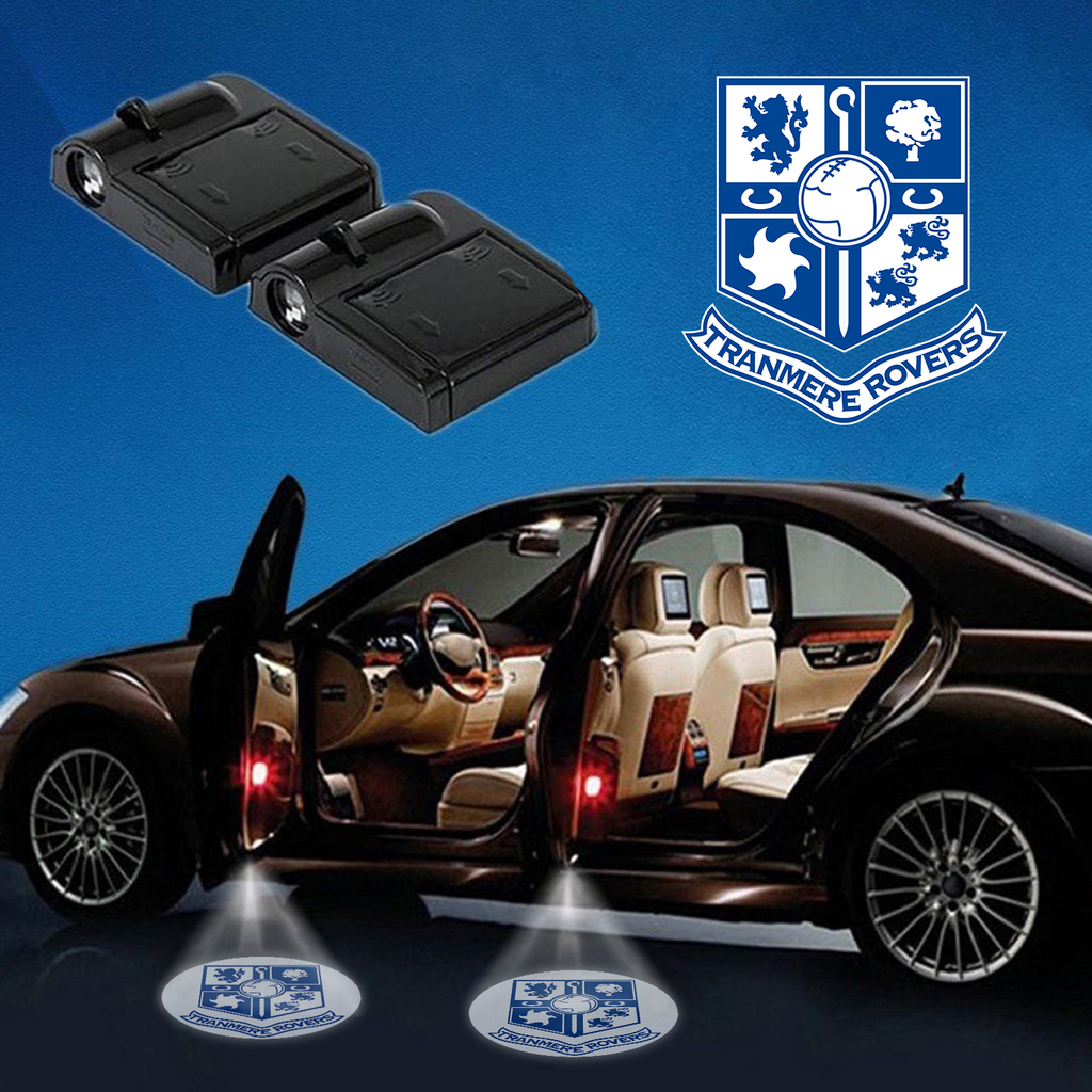 Carfbeng2 - 24 -  Tranmere Rovers FC Wireless Car Door Projector